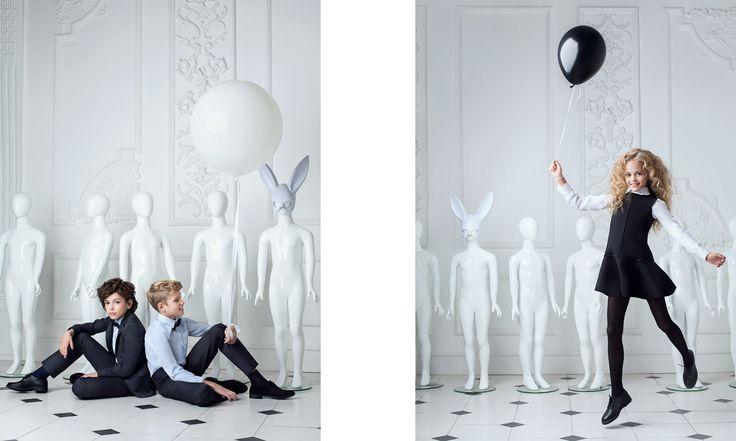 Коллекция школьной формы - Silver Spoon School