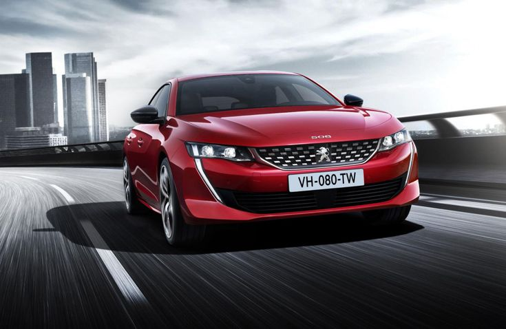 New car shoppers may prefer SUVs over sedans right now but we're glad no one told Peugeot because the French automaker has just unveiled a stunner of a design for its new 508. The current generation of the mid-size sedan dates back to 2010 and is really starting to show its age against newer rivals such as the Ford Fusion, Opel Insignia and Volkswagen…