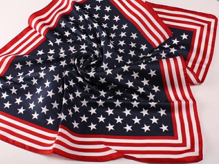 USA Flag scarf http://www.raspberryheels.com/shop/produkt,en,accessories,apaszka-usa.html