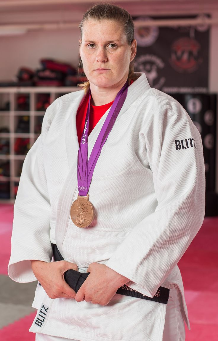 KARINA BRYANT (Olympic Judo Bronze Medallist London 2012) 12 World and European Medals, 4 Olympic Games, one of the UK's most successful female Judo fighters.