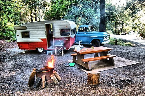Good Stuff! | Amateur radio - Teardrop trailers, Vintage Shastas, Martin Luther Miller, TN and more