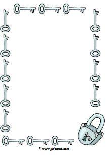 Sleutels en deuren downloads » Juf Sanne