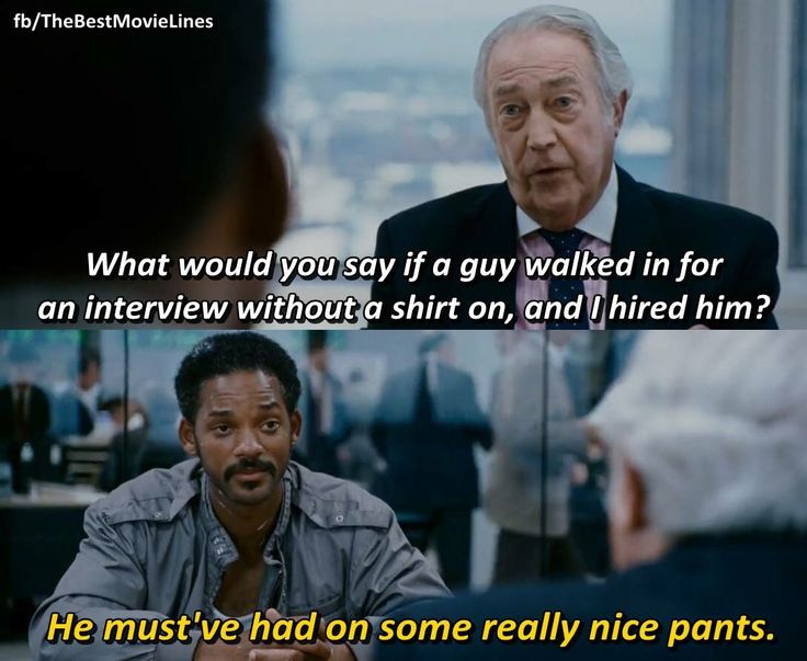 """""""The pursuit of Happyness"""""""