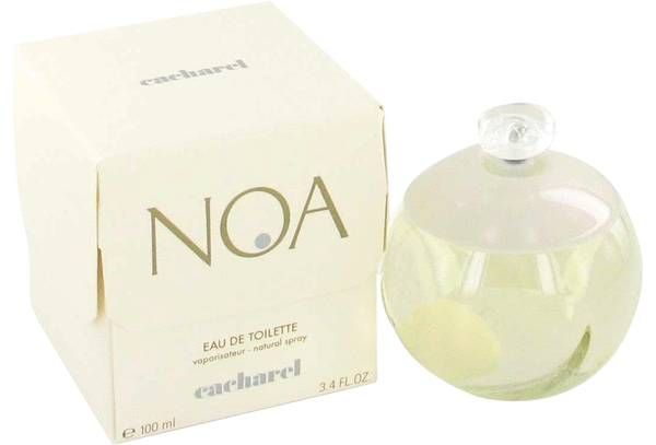 Noa Perfume by Cacharel- I bought this when it came out. I had no idea they still made it!
