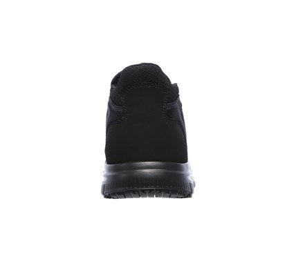 Skechers Work Men's Flex Advantage Lilburne Memory Foam Slip Chelsea Boots (Black) - 10.0 M