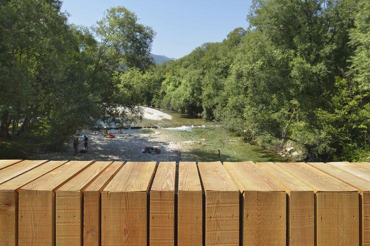 Gallery - Bicycle Bridge Across the Sava River / dans arhitekti - 11
