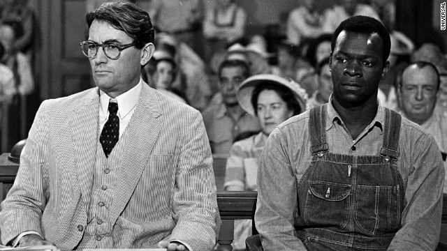 "atticus defending of tim robinson in to kill a mockingbird by harper lee Tim kniffin had never read harper lee's classic novel ""to kill a mockingbird  tim kniffin, left as atticus,  for defending a black man, tom robinson."
