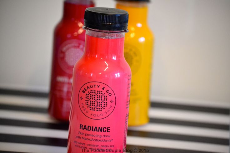 New Beauty juice drinks from @mybeautyandgouk - review now on the blog!