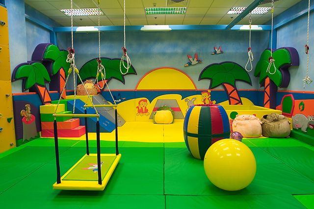 Sensory Integration Therapy Room