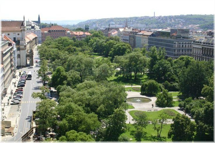 park Charles Square I Prague
