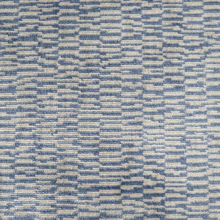 Bellbridge Carpets- Style: Musica Color: Grey/Blue / Collection: Academy