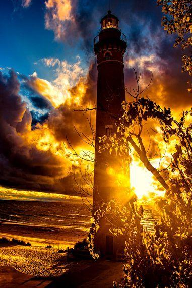 amazing sunset behin share moments