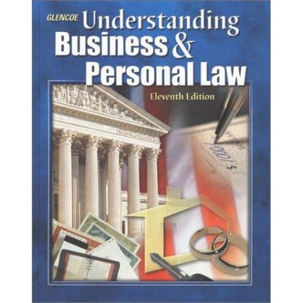 understanding business and personal law: student edition