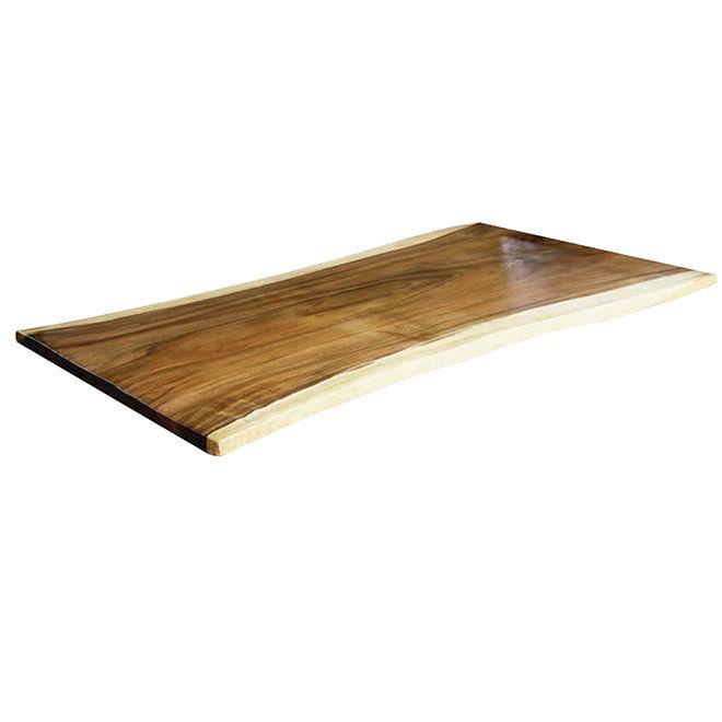 Leadvision Dessus De Table Ou D Ilot Bois D Acacia 70 Actoptab3670 Reno Depot Acacia Wood Table Top Acacia Wood Table Acacia Wood