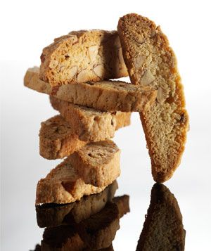 Biscotti are baked twice to make them extra crisp and dry—perfect for dunking into a cup of coffee. Get the recipe for Almond Biscotti.