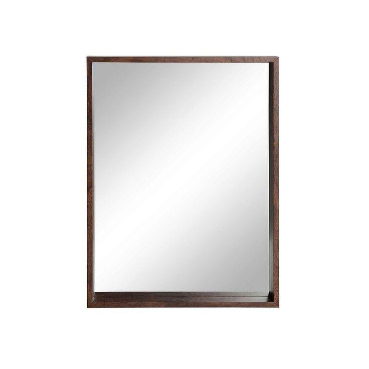 spiegel mischholz braun ca b 30 x l 40 cm 14 99 i want pinterest cas. Black Bedroom Furniture Sets. Home Design Ideas