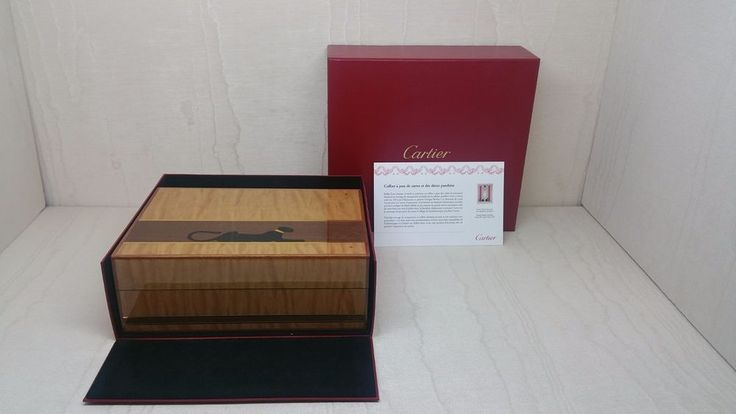 CARTIER PANTHER PLAYING BOX REF. T1220566 BOX PLAYING CARDS AND NUTS