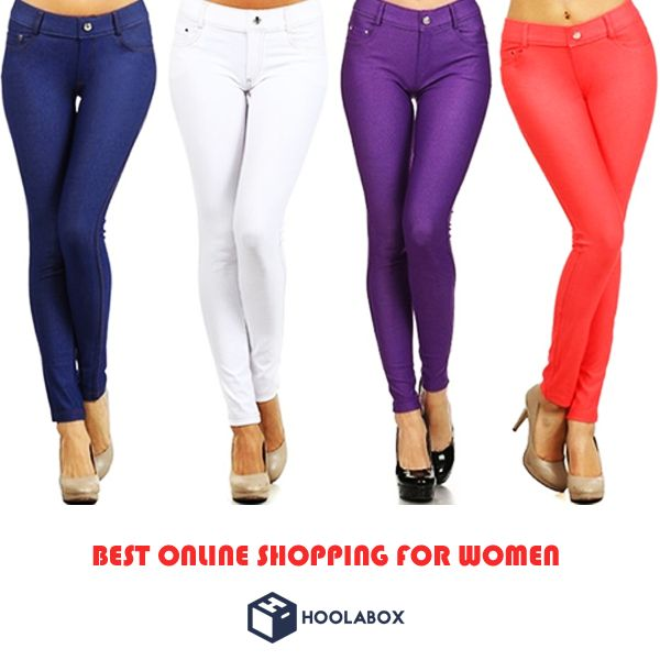 Buy women jeggings online in India. Large collection of branded #women #jeggings available at hoolabox.com.  ✓smart products ✓ unbelievable low prices ✓ cash on delivery available.  Please Visit :- http://hoolabox.com/107-jegging