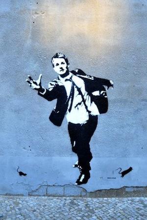 232 Best Blek Le Rat Street Artist Images On Pinterest