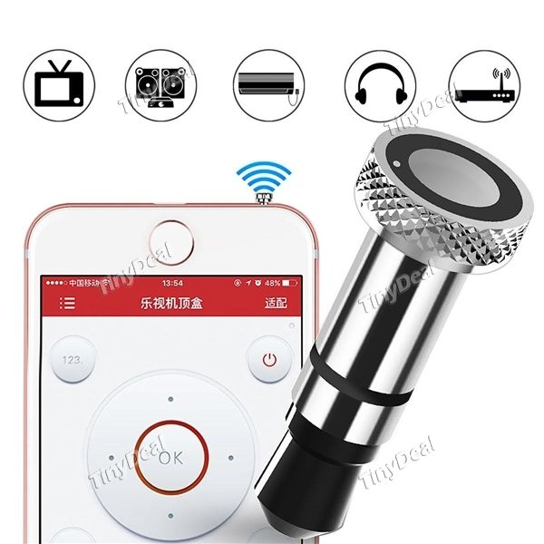 Baseus Telecontrol Elves Red Nail Infrared Electric Appliance Controller Remote Controller for iPhone Android Phone EPATH-516477