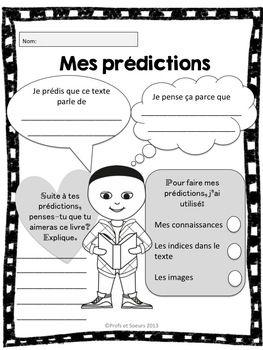 COMPRéHENSION DE LECTURE//ACTIVITéS REPRODUCTIBLES - TeachersPayTeachers.com