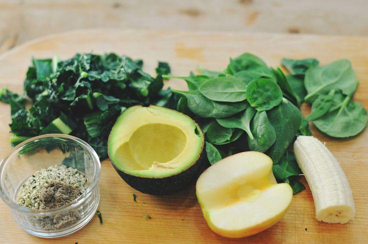 green machine smoothie dr oz