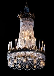 17 Best images about Regency Chandeliers on Pinterest | Bags ...:Ornate Regency Chandelier by Thomas Hope 1800 - recreated by Wilkinson in  collaboration with Jocelyn Burton Silversmiths & Goldsmiths, London.,Lighting