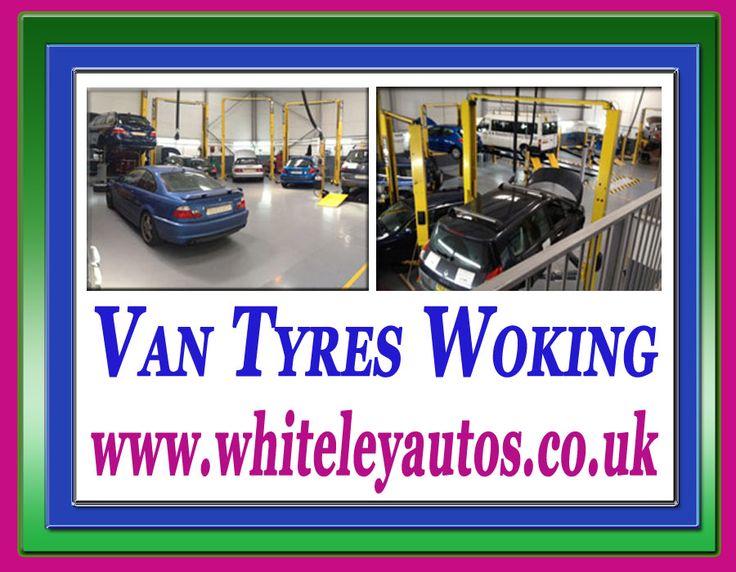 For more information about Van Tyres Woking visit us: http://www.whiteleyautos.co.uk/van-tyres-woking.html