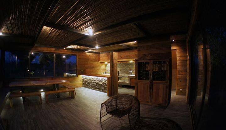 decoracion interior de quinchos rusticos : decoracion interior de quinchos rusticos:Decoracion de interiores Nativo Red Wood , proyecto de remodelacion