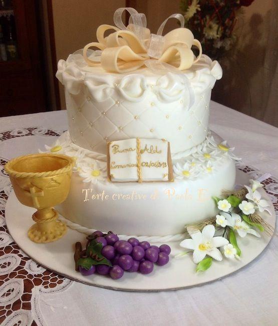 torta prima comunione renato - Cerca con Google