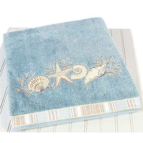 Best Beach Bath Towels Images On Pinterest Bath Towels - Teal decorative bath towels for small bathroom ideas
