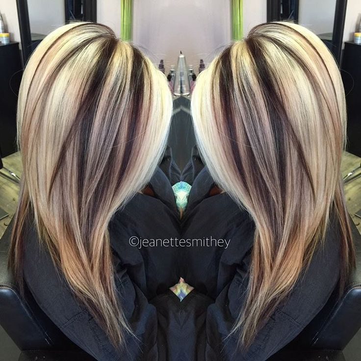 Hair Color Ideas For Blondes Lowlights : Best 20 hair highlights and lowlights ideas on pinterest fall