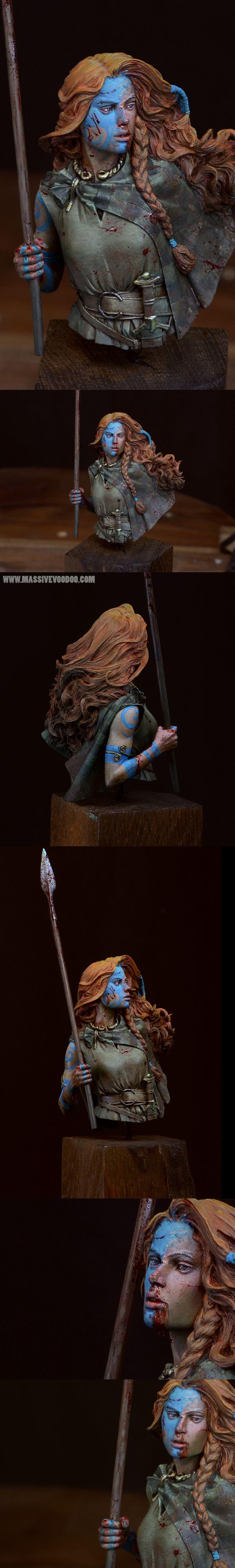 Boudica, Battle of Watling Street