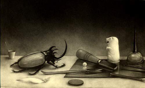 Erling Valtyrson, master of mezzotint