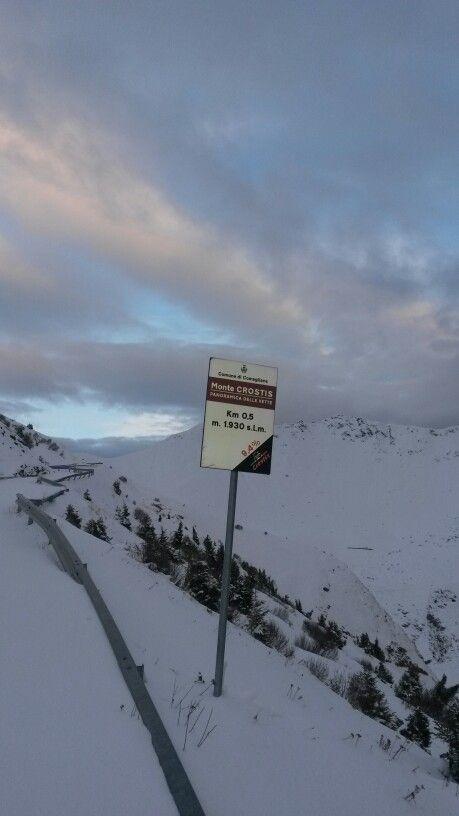 Mount #Crostis