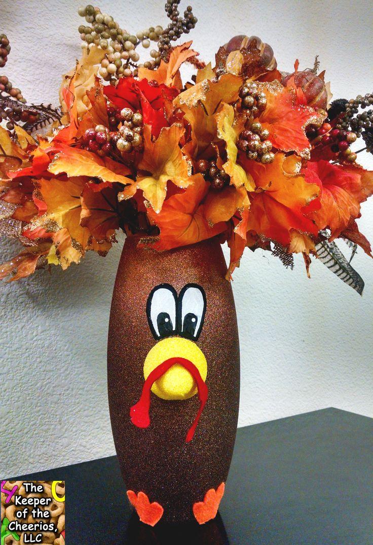 thanksgiving-turkey-vase
