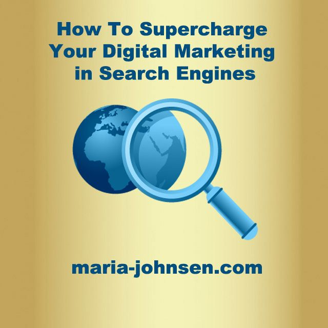 How To Supercharge Your Digital Marketing In Search Engines | Multilingual SEO Blog