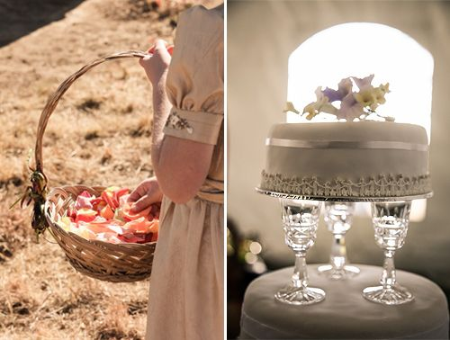 Emily and Stephen { Rustic Charm }