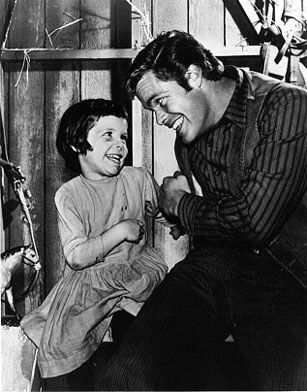 Doug McClure and daughter...