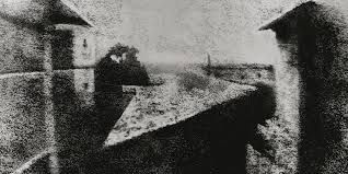 Very first picture; Joseph Nicéphore Niépce in 1826. He lived in France.