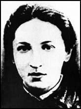 Vera Zasulich. Founding member of RSDLP. Menshevik. Supported WWI, opposed the Bolsheviks. Died 1919.