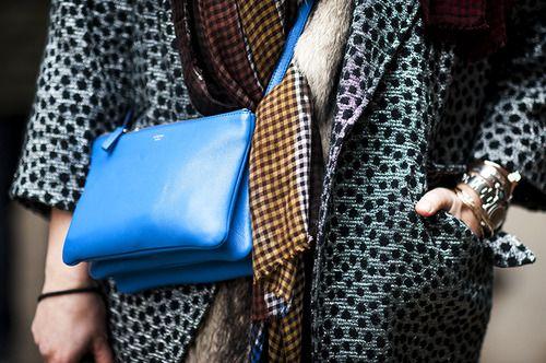 Can't decide what colour I prefer best.... #Céline trio bag