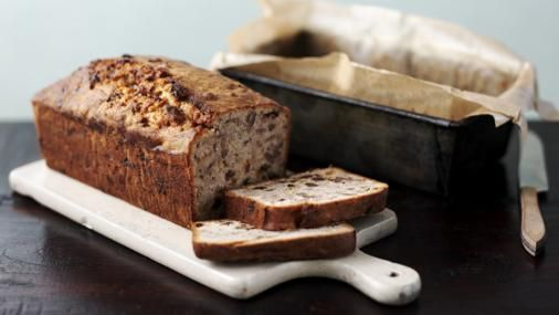 Batch-bake this moist, spiced, nutty bread, then eat what you can for breakfast, brunch or tea and freeze the rest.