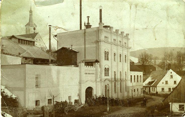 Pivovary v Králíkách v minulosti a dnes