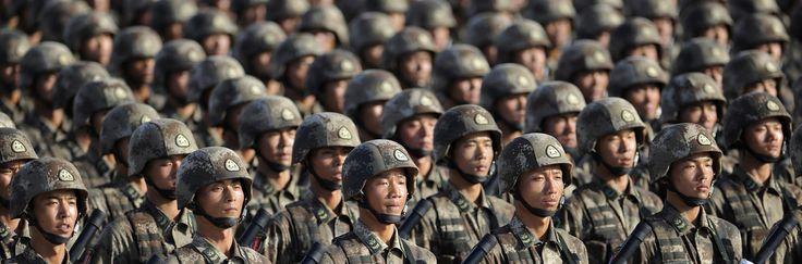 Recente cijfers militaire kracht China, VS en EU!!