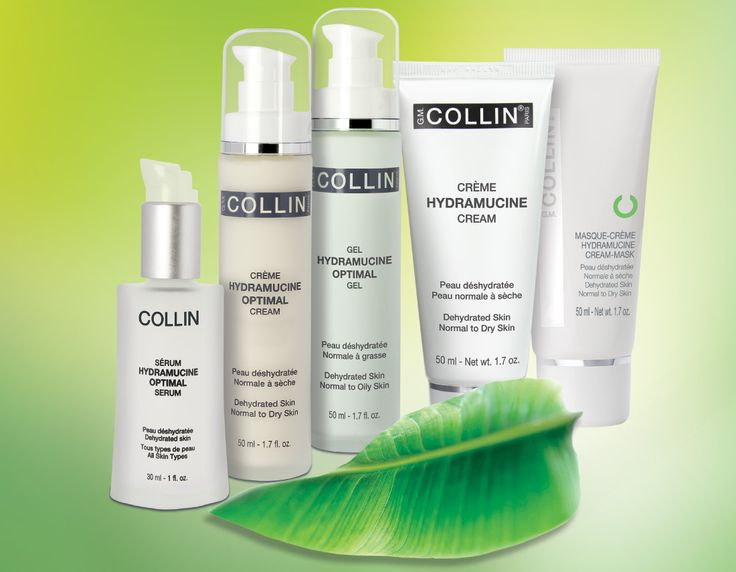 G.M. Collin Dehydrated Skin Solutions #beauty #cosmetics #skincare #dehydration #dehydratedskin #Hydramucine #HydramucineOptimal #cleansing #cleanser #CleansingMilk #HydramucineCleansingMilk #mist #TreatingMist #HydramucineTreatingMist #serum #gel #cream #creammask #gmcollin #gmcollinparis #gmcollinskincare
