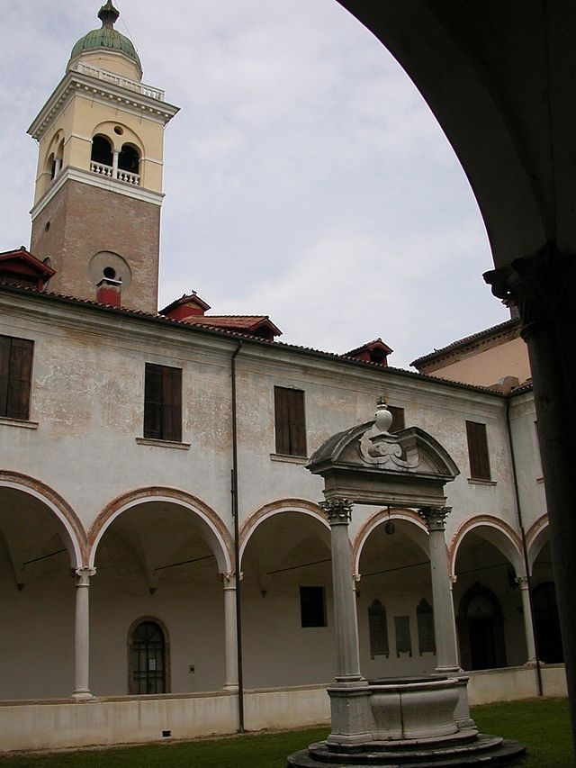 Monastero degli Olivetani, Rovigo