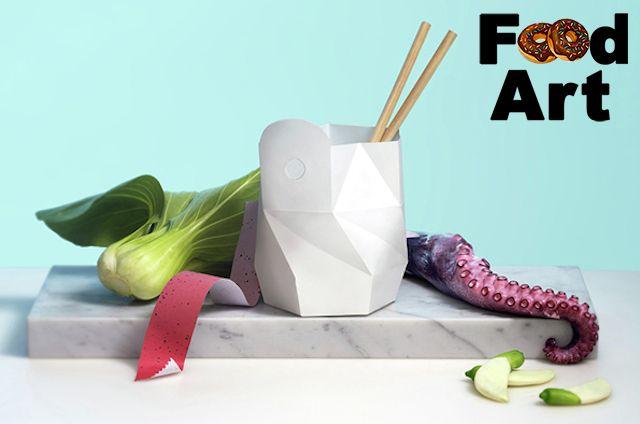 """Дизайн-студия пищевой упаковки  """"Tomorrow Machine"""""""