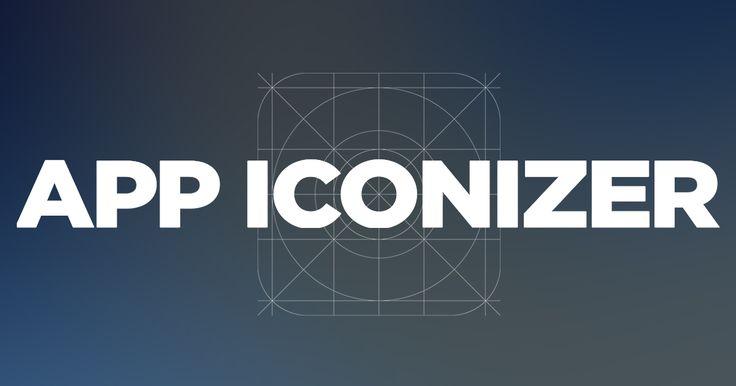 App Iconizer - Icon Generator