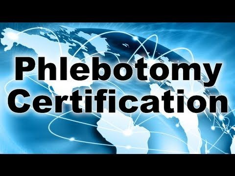 Phlebotomy help to be